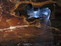El agujero de gloria Foto de archivo libre de regalías