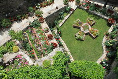 El ajardinar del jardín Fotografía de archivo libre de regalías