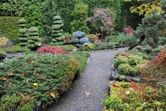El ajardinar del jardín Imagen de archivo