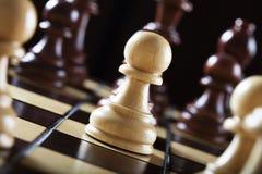 El ajedrez Fotografía de archivo libre de regalías