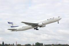 EL Al Boeing 767-300ER Image stock