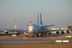 El Al Boeing 747-400 Stock Photo