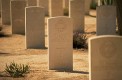 El Alamein Royalty Free Stock Image