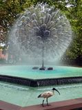 El Alamein Fountain Stock Photography