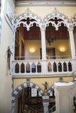 El ` Albertis de Castello d es una residencia histórica en Genoa Italy Contiene actualmente el museo de las culturas del mundo, Imagenes de archivo