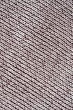 El algodón diagonal textured Imágenes de archivo libres de regalías