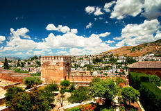 El Alhambra Royalty Free Stock Images
