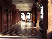 El aljofifar Foto de archivo libre de regalías