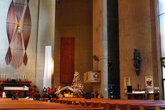 El altar Imagen de archivo