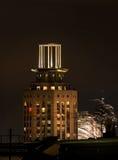 El alto edificio residencial llamó el palillo de Haglund Fotos de archivo libres de regalías