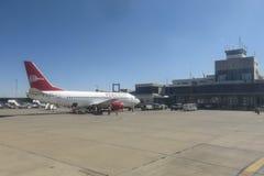EL Alto International Airport, Bolivie Photographie stock