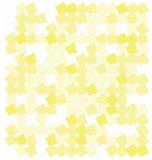 El amarillo abstracto ajusta el fondo Foto de archivo