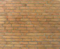 El amarillo envejeció textura de la pared de ladrillo imágenes de archivo libres de regalías