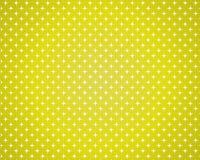 El amarillo stars el backgorund Foto de archivo libre de regalías