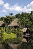 El Amazonas Imagen de archivo