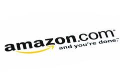 El Amazonas Foto de archivo libre de regalías