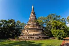 El AMI antiguo Tailandia de Wat Umong Chiang de la pagoda Fotos de archivo