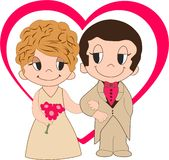 El amor es Foto de archivo libre de regalías