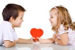 El amor es? Fotos de archivo