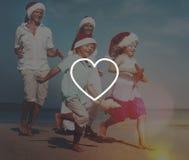 El amor le gusta la dedicación romántica Joy Life Concept del afecto de la pasión Fotografía de archivo libre de regalías