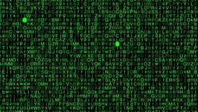 El análisis del verde pone letras al fondo y a extraer una contraseña metrajes