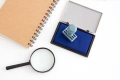 El análisis y aprueba concepto Fotos de archivo libres de regalías