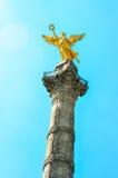 El Angel. De la Independencia or Monumento a la Independencia de Mexico Stock Photos