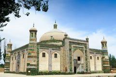 El Apak Hoja Mazzar (tumba) de Xiangfei, barbilla Fotos de archivo