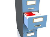 El archivo Fotografía de archivo libre de regalías