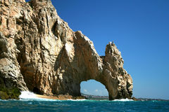 EL Arco, Cabo San Lucas Photos stock
