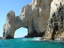 EL Arco Cabo San Lucas fotografía de archivo libre de regalías