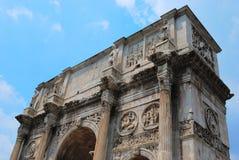 El arco de Constantina Foto de archivo