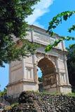 El arco de Constantina Fotografía de archivo libre de regalías