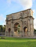 El arco de Constantina Imagen de archivo libre de regalías