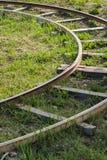 El arco de ferrocarriles, Fotografía de archivo libre de regalías