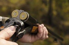 El arma del doce-indicador fotos de archivo libres de regalías