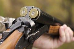 El arma del doce-indicador imagenes de archivo