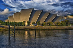 El armadillo Glasgow Fotografía de archivo