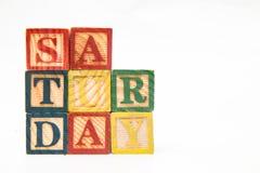 El arreglo de letras forma una palabra, versión 133 Fotografía de archivo libre de regalías