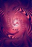 El arte abstracto texturizó remolinos Imagen de archivo libre de regalías