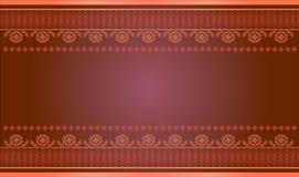 El asiático Art Background en el estilo de Tailandia puede ser utilizado en el diseño de la cubierta, diseño del libro, fondo del Imagenes de archivo
