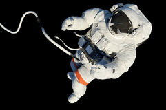 El astronauta Imagenes de archivo