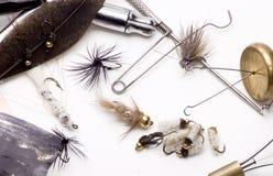 El atar de la mosca foto de archivo libre de regalías