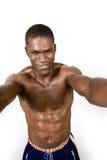 El atleta Foto de archivo