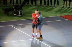 El ATP 2015 de Shangai domina 1000 Imagen de archivo