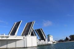 El aumento de las puertas en el paso la Florida de Juan fotos de archivo libres de regalías