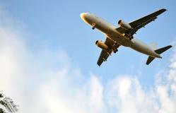 El avión Imagen de archivo