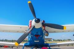 El avión An2 Fotografía de archivo