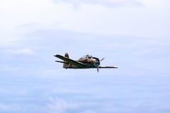 El avión de la Segunda Guerra Mundial de Fennec Foto de archivo