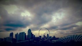 El aviador de Singapur Imagen de archivo libre de regalías
